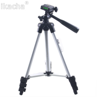 Portable WT 3110A Tripod 3 Way Head For Nikon D7000 D80 D90 D3100 DSLR For Sony