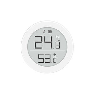 Image 5 - YouPin Clear Grass Bluetooth Temperature Humidity Digital Thermometer Moisture Meter Sensor LCD Screen Smart MiHome