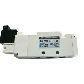 Korea pneumatic original SYM solenoid valve KV210-4P комбинезон для собак yoriki алфавит для мальчика размер m