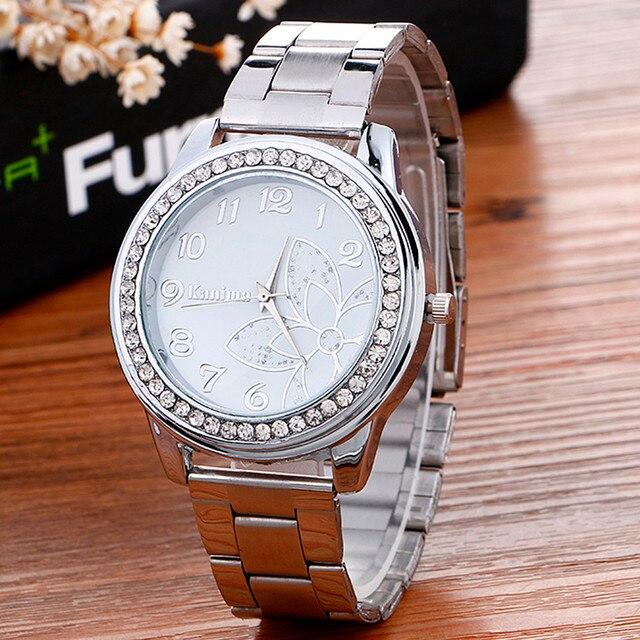 Fashion 2018 Watch Watches Women Women Bracelet Watches Luxury Diamond women wat