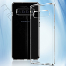 Transparent Samsung S10 Phone