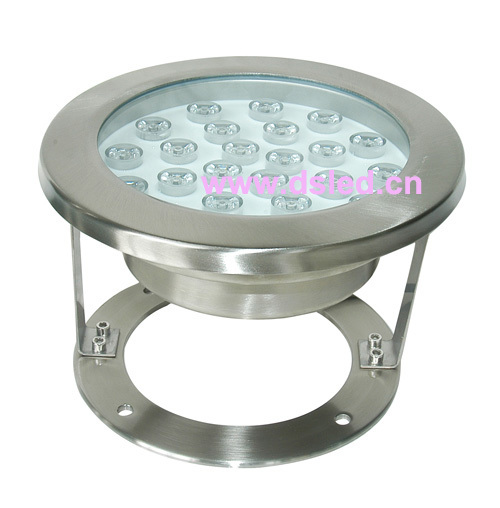 Stainless steel,IP68,high power,24W LED Projector light, LED outdoor spotlight,,24V DC,DS-10-45,good quality,2-year warranty free shipping by dhl high power 9w led projector light outdoor led spotlight 110v 250vac ds 06 20 9w 2 year warranty