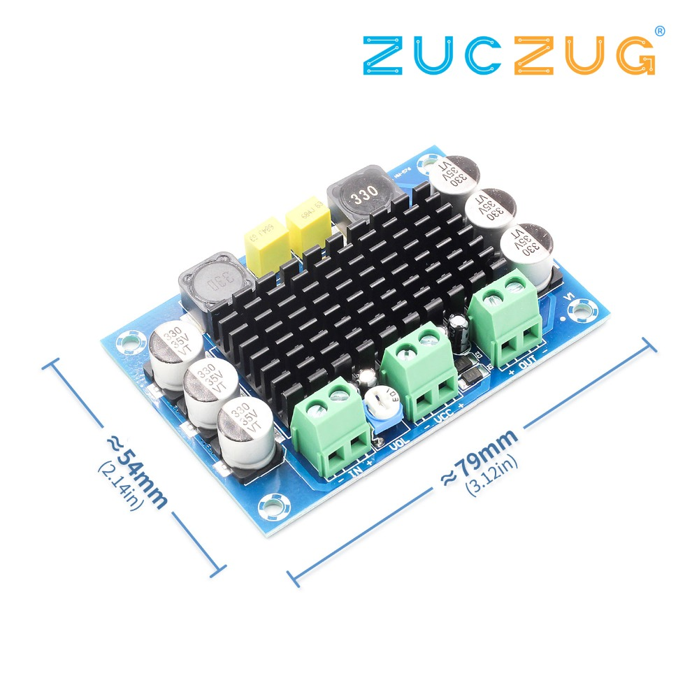 Operational Amplifier Chips Audio & Video Replacement Parts Useful Full-tpa3118 2x30w 8-26v Dc Stereo Audio Bluetooth Digital Power Amplifier Board For Diy Toys Model Amplificador Amplifiers