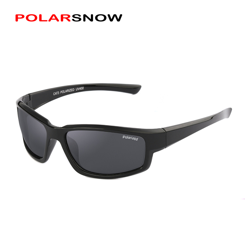 POLARSNOW Vintage Polarized Sunglasses s