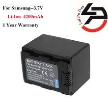 Alta calidad 4200 mah batería a estrenar del reemplazo para samsung ia-bp420e hmx-h200 smx-f43 smx-f50 hmx-h304 smx-f44 hmx-s10