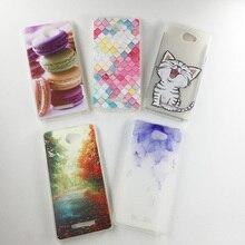 Tfshining Cute Cartoon Phone Cases For BQ Magic BQS-5070 BQS 5070 Silicone TPU Cover for S BQS5070 Case Coque fundas Hot