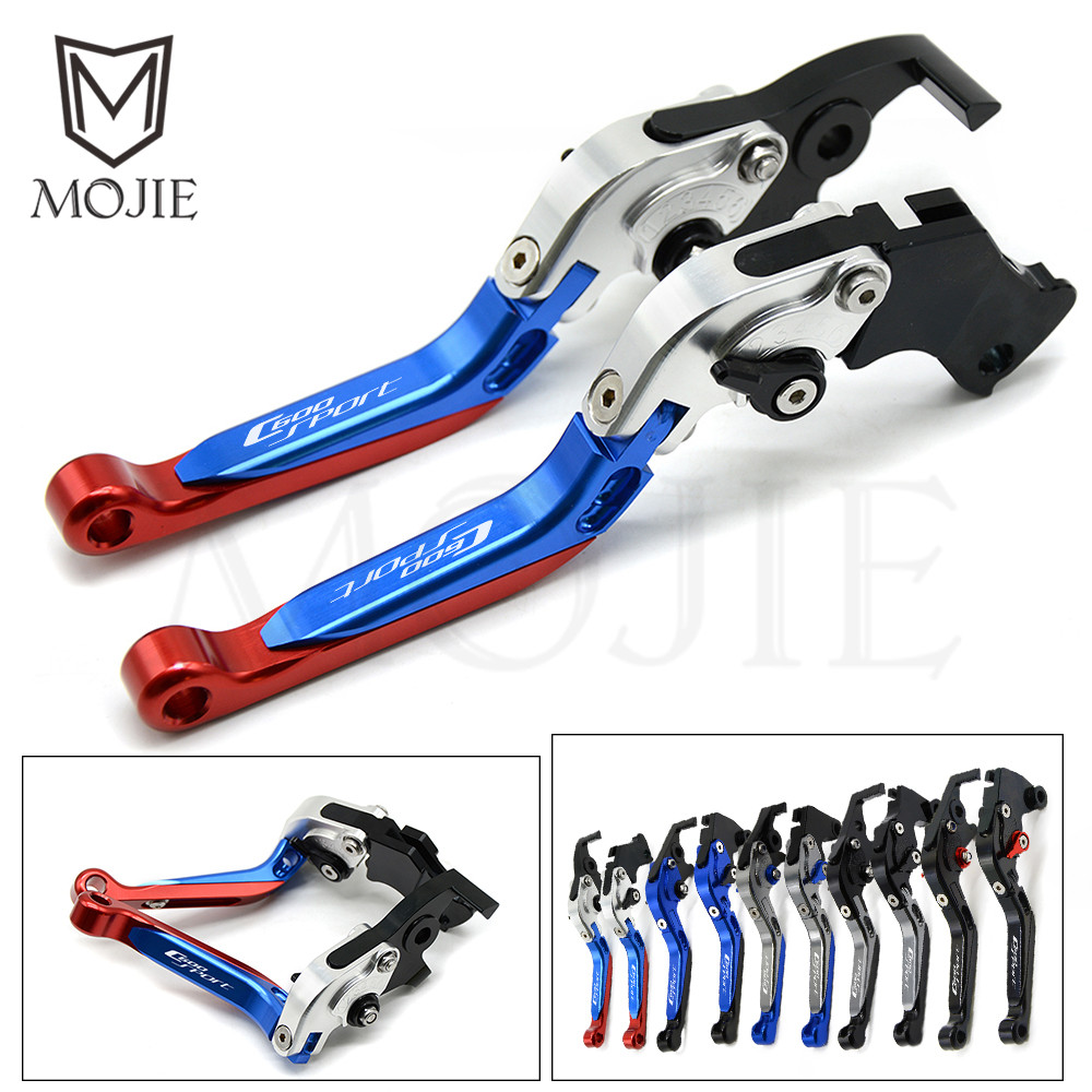 C600Sport Lever Motorcycle Brake Clutch Levers For BMW C600 Sport 2011 2012 2013 2015 CNC Aluminum