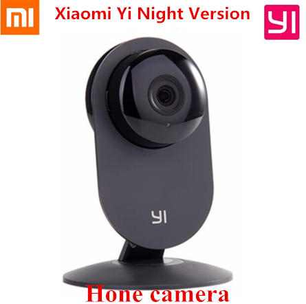 Original Xiaomi Yi English home Smart font b Camera b font Xiaoyi ants mini Webcam IP