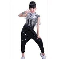 Children's Hip Hop Dance Performances Children's Ds Modern Dance Clothing Jazz Dance Costumes for Boys and Girls