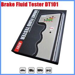 2013 جديد وصول سيارة الرعاية أداة سائل الفرامل اختبار DT101 شحن مجاني