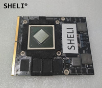 SHELI G94 701 A1 9800M GT130 512MB Graphics VGA Video Card Board For A1225 180 10816 0000 C01