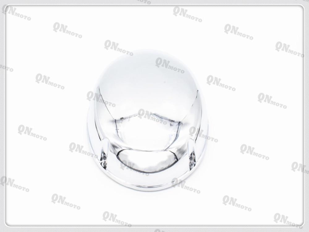 ФОТО Motorcycle Chrome Air Filter Cover Air Cleaner Intake Case For H o n d a VT750C/CD/CD2/CDA/CDB/CDC/CDD 1998-2003