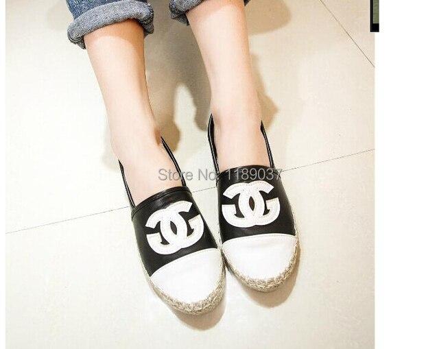 Новый 2016 Весна Осень Женщины Плоские Туфли Стильные Удобные Простые зебры Плоские Туфли