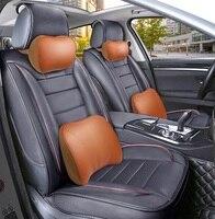 rete automobile Auto Car Seat pillow/waist cushion headrest Universal Fit SUV sedans front/back seat Space Memory Foam Wh