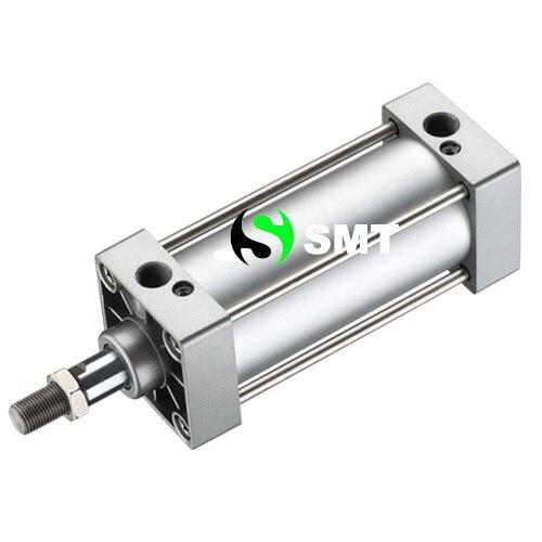 32mm Bore 50mm Stroke Single Rod SC Series Pneumatic Air Cylinder32mm Bore 50mm Stroke Single Rod SC Series Pneumatic Air Cylinder