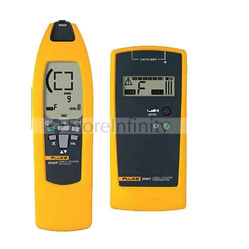 Fluke 2042 Cable Locator Tester Meter Free shipping кабель регистратора электроэнергии fluke 1730 cable