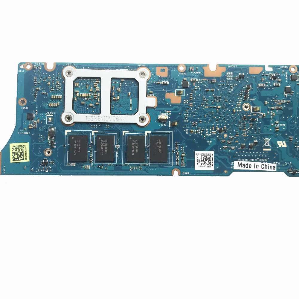 Оригинальный дизайн для ASUS UX31E материнская плата портативного компьютера с i5-2557M 1,70 ГГц Процессор 4 Гб Оперативная память QS67 REV: 3,2 полный прошедший тестирование Бесплатная доставка