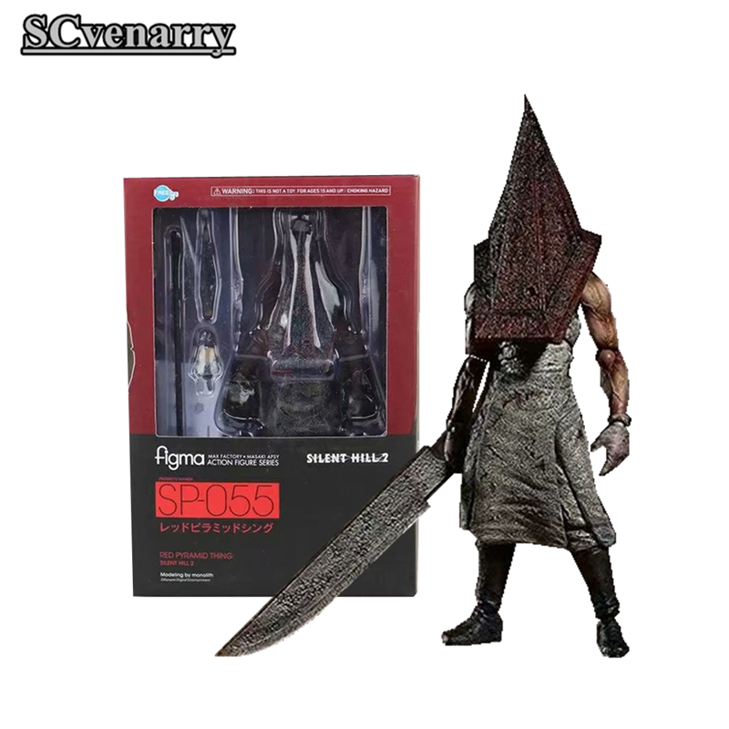Anime SP 055 Silent Hill 2 Series Red Pyramid Thing PVC