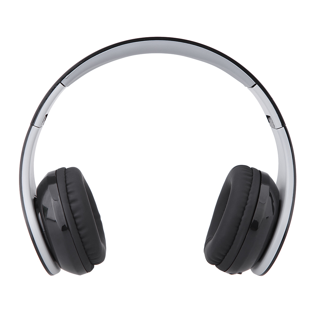 Foldable Bluetooth Headphones 4 in 1 Wireless Headset Stereo Earphone With MIC Support Two Phones Connection FM Radio TF Card broadcore bluetooth headphones music earphone stereo foldable headset tf card with mic microphone for iphone 6s galaxy 30dec8