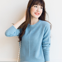 Women Sweater 100% Cashmere Knit Pullover 2016 New O neck Clothes Thick Winter Warm Tops Hot Sale Girl Skirts Ladies clothes