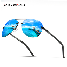 Mens Polarized Sunglasses All aluminum magnesium series Frameless sunglasses Driving glasses Fishing classic style