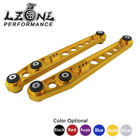LZONE RACING NEW LOWER CONTROL ARM FOR Racing Rear 96 00 For Honda Civic Lower Control