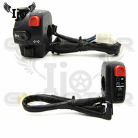 original brand motorbike switch for honda CB400SS switches handlebar moto switches black multi function motorcycle controller