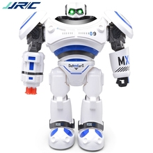 JJR/C JJRC R1 Programmable Defender Intelligent RC Remote Control Toy Dancing Robot for Kids Birthday Holiday Gift Present VS R2 цена 2017