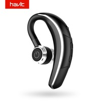 HAVIT Handsfree Comfortable Headset Wireless Bluetooth 4 1 Commercial Headphones With Microphone Light Weight In Ear