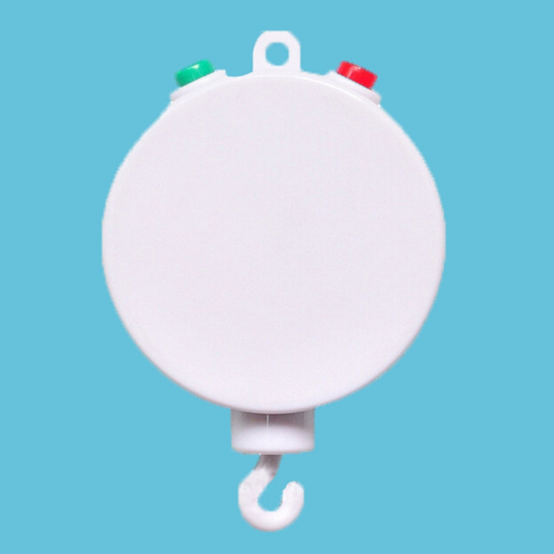 Hot 35 Songs Rotary Baby Mobile Crib Bed Bell Toy Battery-operated Music Box Newborn Bell Crib Toy For Baby rotary baby mobile crib bed toy melodies song kids mobile windup bell electric autorotation music box baby educational toys