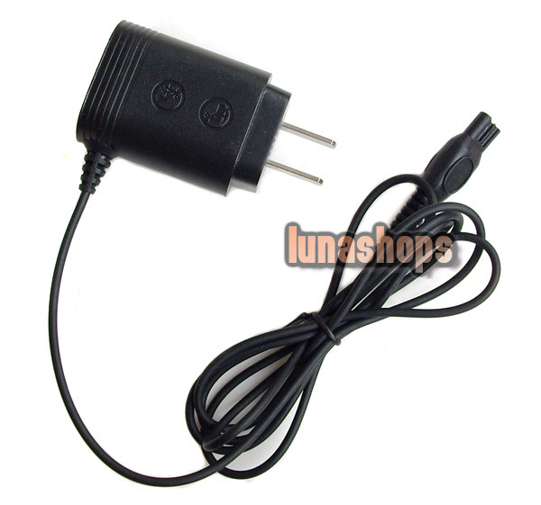 HQ8500 US Plug Universal Power <font><b>Charger</b></font> Cord Adapter For <font><b>Philips</b></font> Norelco <font><b>Shaver</b></font>