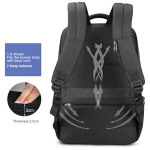 Image 3 - Tigernu Bag Set Water Resistant Backpack Men with USB Charging Headphone Crossbody Bags for Women 2019 Shoulder Bag for Teens