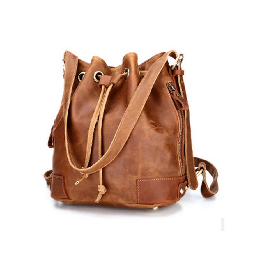 Popular Drawstring Leather Bag-Buy Cheap Drawstring Leather Bag ...