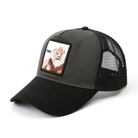 Hat Trucker-Cap Eye-Of-The-Tiger-Cap Lion Animal Goorin Bros Unisex Fashion Women's Adjustable