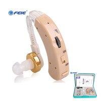 Cheap Mini Bte Beige Sound Amplifiers S 520 Headphone Deaf Hearing Aid For Elderly Apparecchio Acustico