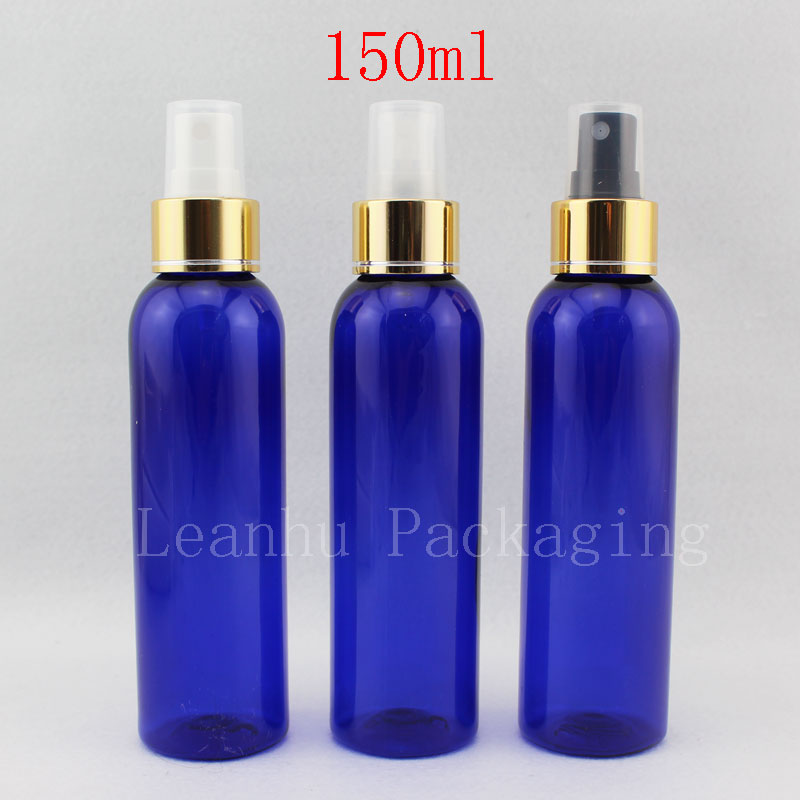 150ml-blue-bottles-with-gold-spray