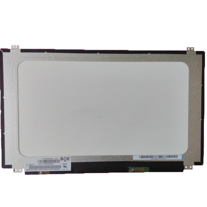 NV156FHM-N41 42 43 LTN156HL01 02 07 B156HAN01.2 LTN156HL09  LP156WF4 SPH1 LP156WF6 SPK3 IPS Computer LCD Screen