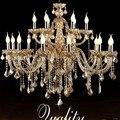 Lustres de Cristal Lustre de cristal moderna Decoração Sala de estar Lustres de Iluminação Para Casa Moderna Iluminação Lustre de Cristal