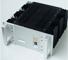 BZ4822A  Full Aluminum enclosure Power amplifier chassis/box size 480*215*497mm