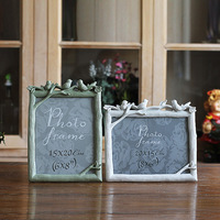 Poly Bird Photo Frame Creative Tabletop Deco Home Decoration Country Style European Style