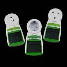 1pcs Energy Power Meter Watt Volt Amp Frequency Monitor Analyzer 230V 50Hz Worldwide Store