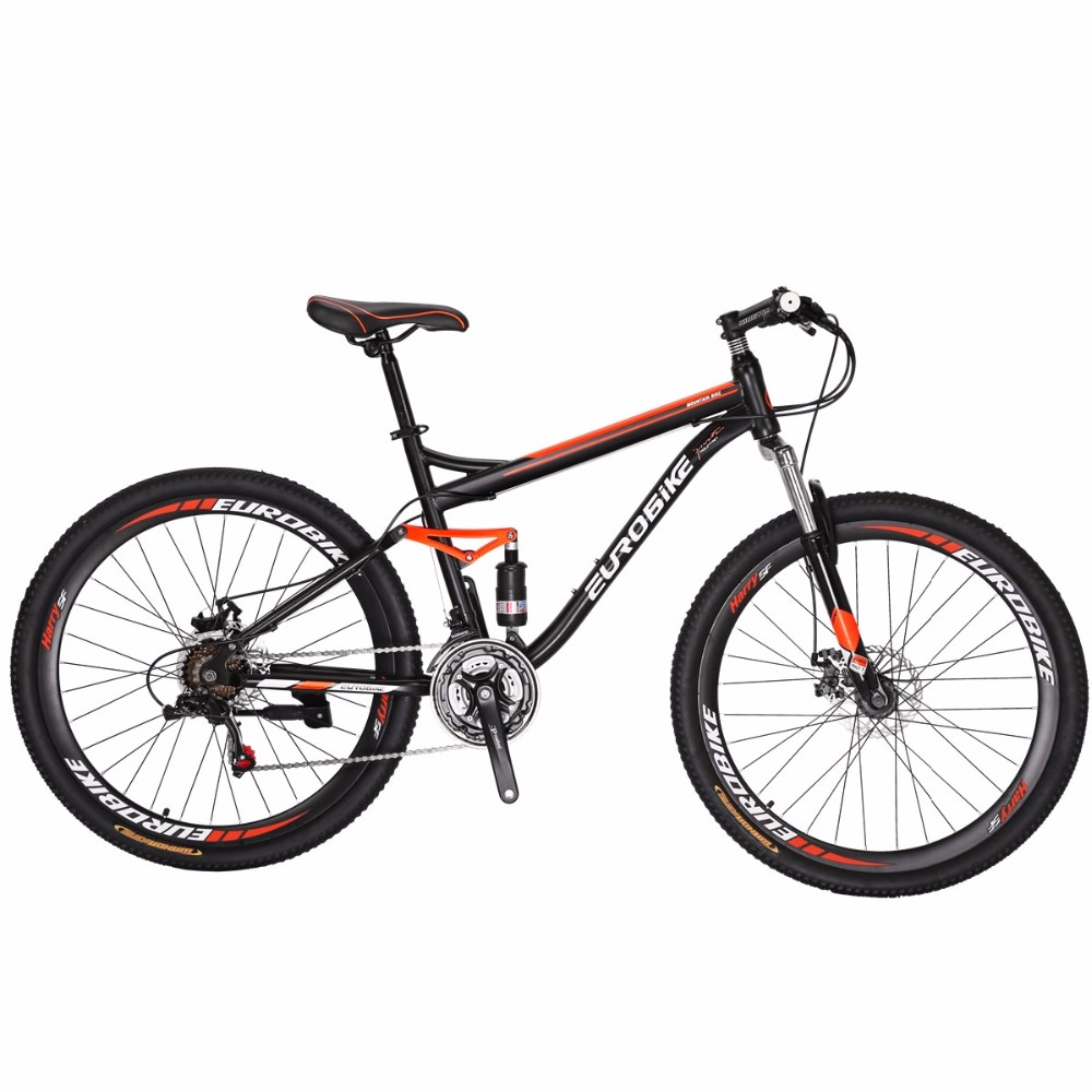 Mountain Bike EUROBIKE S7 <font><b>BMX</b></font> 27.5
