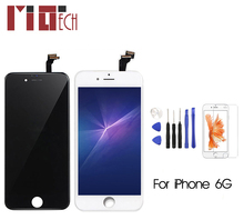 For iPhone 6 6g Touch Screen LCD Display Digitizer Assembly Replacement With Gifts AAA Quality недорго, оригинальная цена