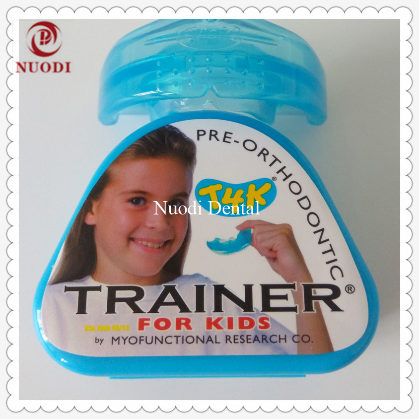 T4k Orthodontic Brace Teeth Trainer Appliance/Dental Pre-orthodontic Trainer T4K/MRC T4K Trainer For Child Teeth Trainer