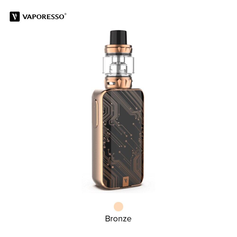 LUXE-S d'origine Vaporesso avec Kit de réservoir de SKRR-S Cigarette électronique avec 220W Vape Box Mod 8ml atomiseur VS Vaporesso revenger - 4