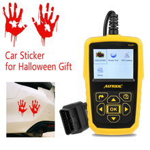 hot deal buy autool auto obd2 scanner car fault code clear obdii code reader scanners test for vehicle workshop repair car owner keeper gift