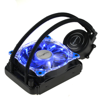 Segotep Liquid Freezer Water Liquid Cooling System CPU Cooler Fluid Dynamic Bearing 120mm Fan With Blue