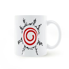NARUTO sign pattern Mug Coffee Milk Ceramic Cup