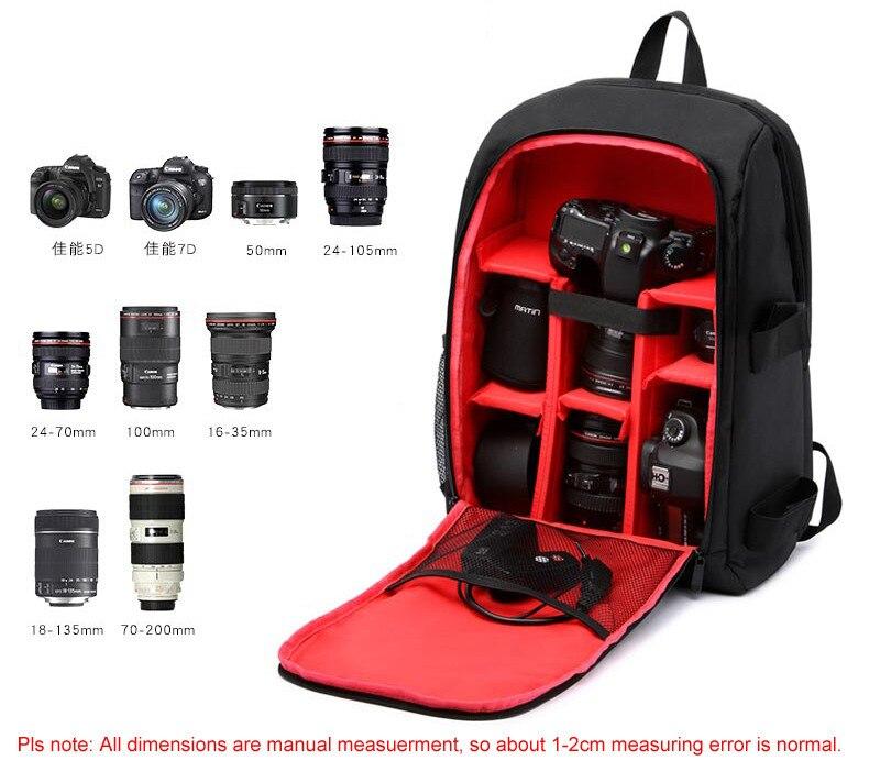 High Quality dslr backpack