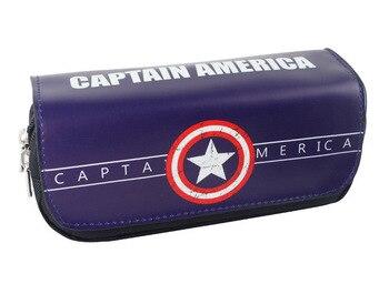 Пенал капитан америка и другие супергерои
